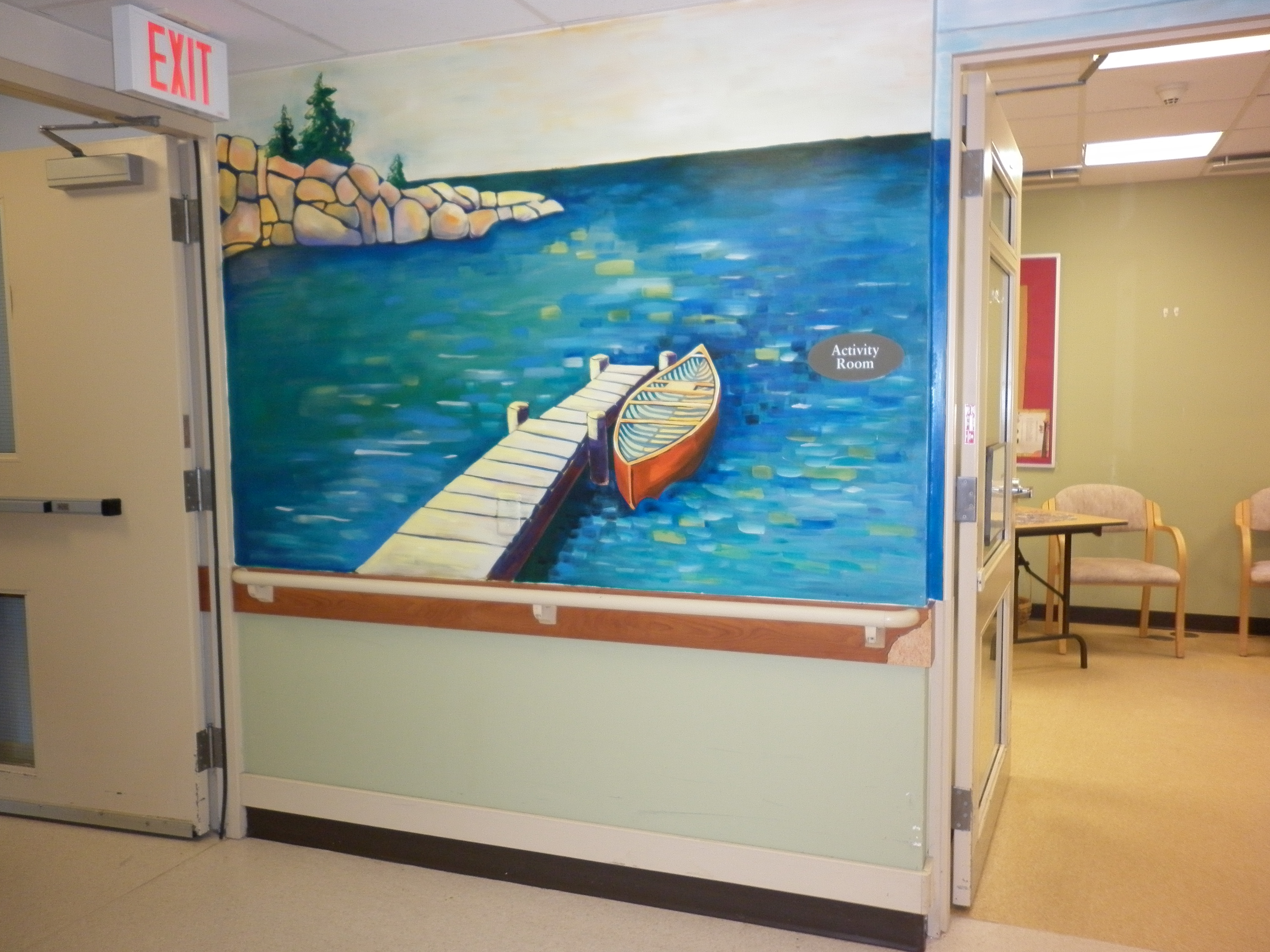 Riverside Special Care Mural