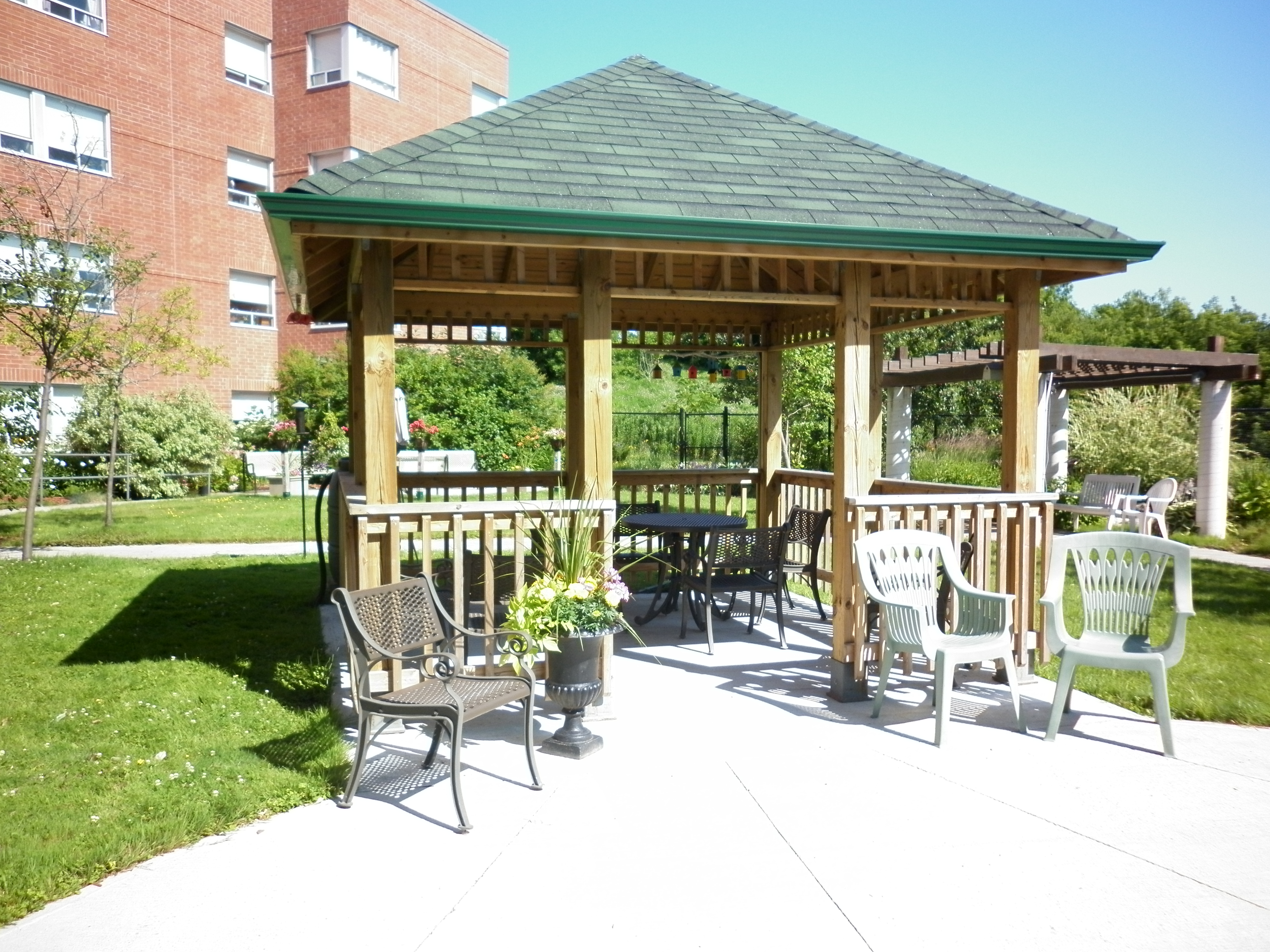 Riverside Special Care Gazebo
