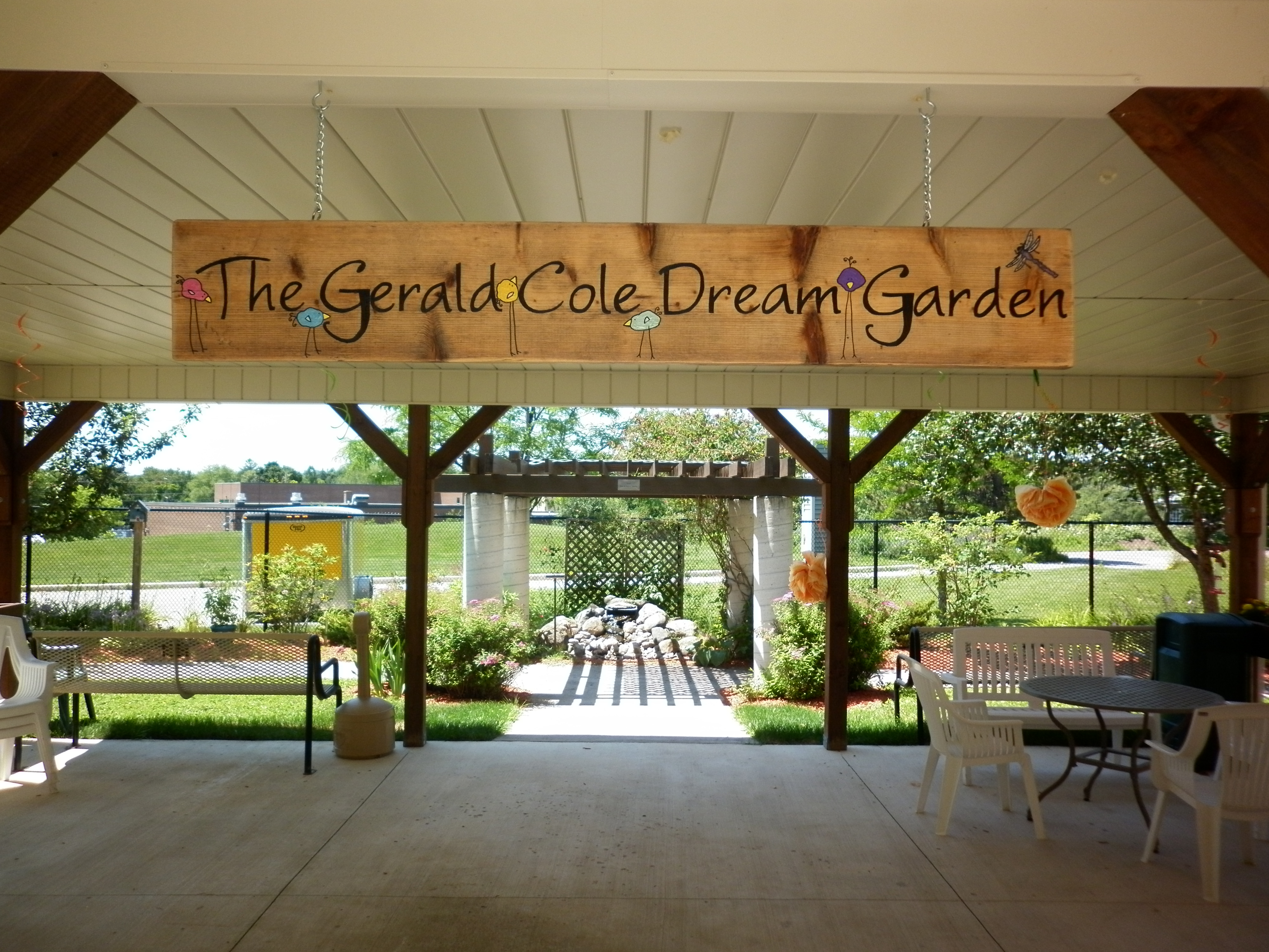 The Gerald Cole Dream Garden