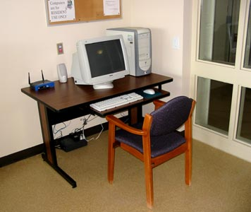 Resident Computer